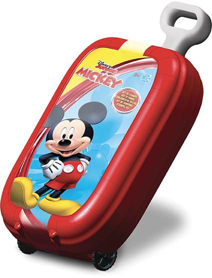 Trolley con colori di Mickey Mouse