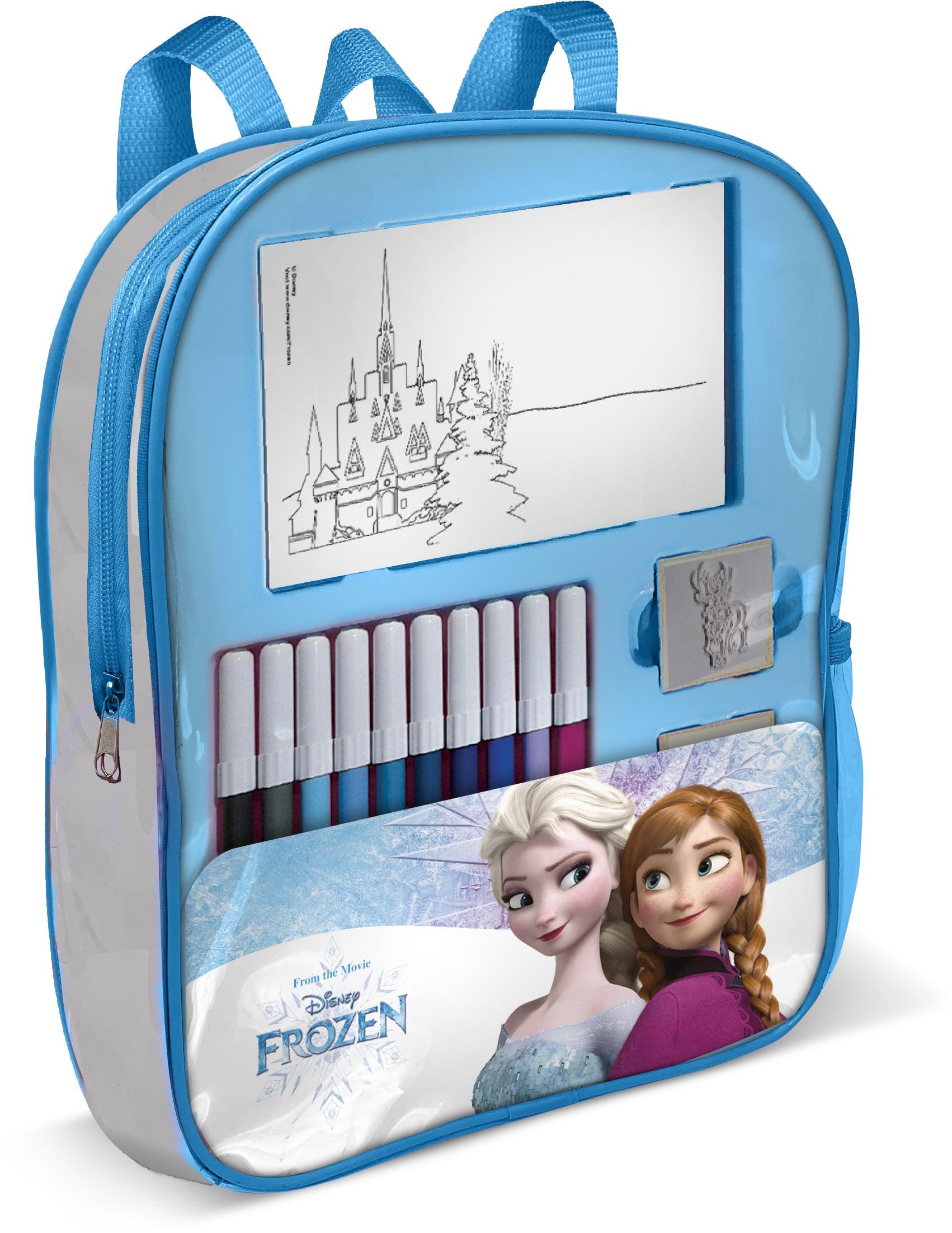 Zainetto con colori Frozen