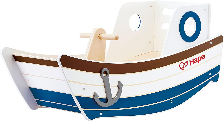 Barco mecedora