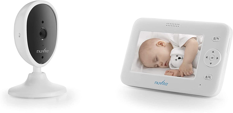Moniteur vidéo pour bébé Nuvita