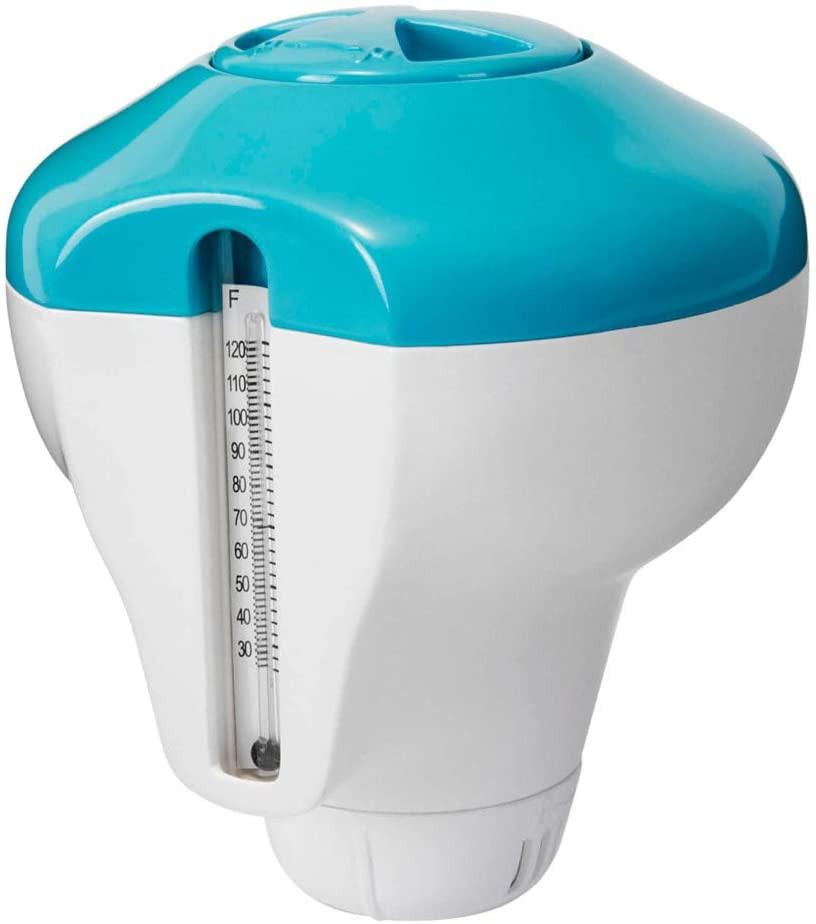 Dispenser di Cloro con Termometro Integrato