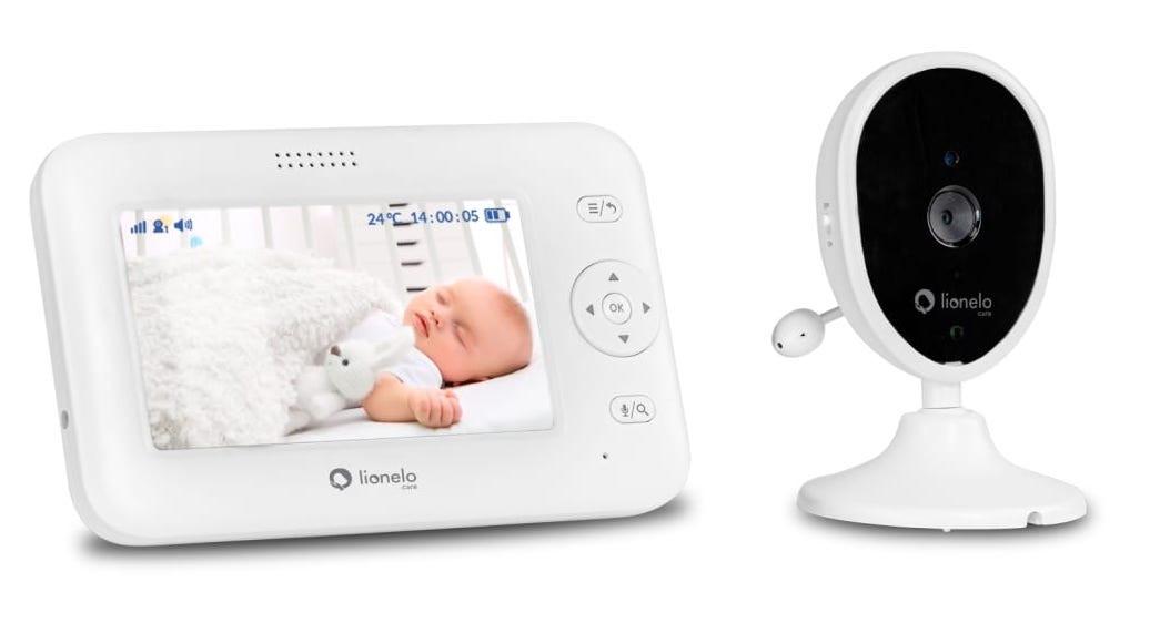 Videomonitor Babyline 8.1