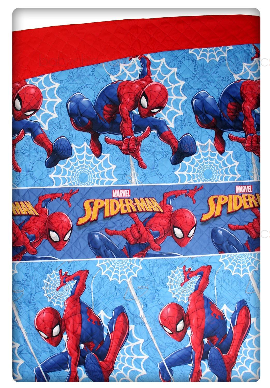 Trapuntino Singolo - Spiderman