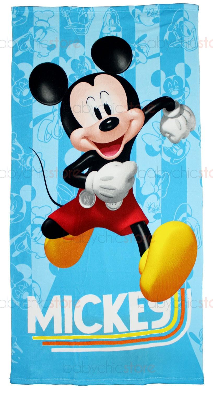 Serviette de plage Mickey Mouse - Version 3