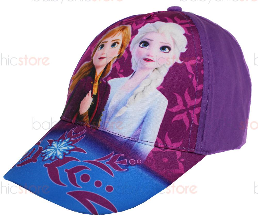Cappellino con Visiera Frozen - Versione 2