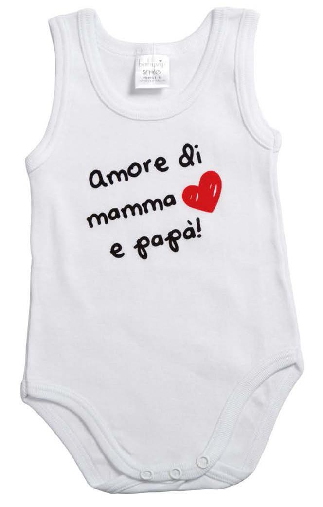 Body Amore di Mamma e Papà - 6 Mesi