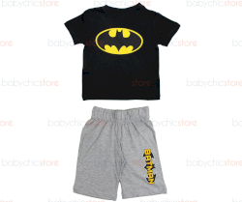 Completo Batman - Nero 6 Anni