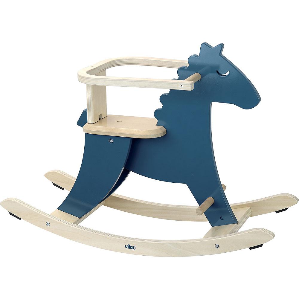Mecedora Calvcabile - Cavallo Blue