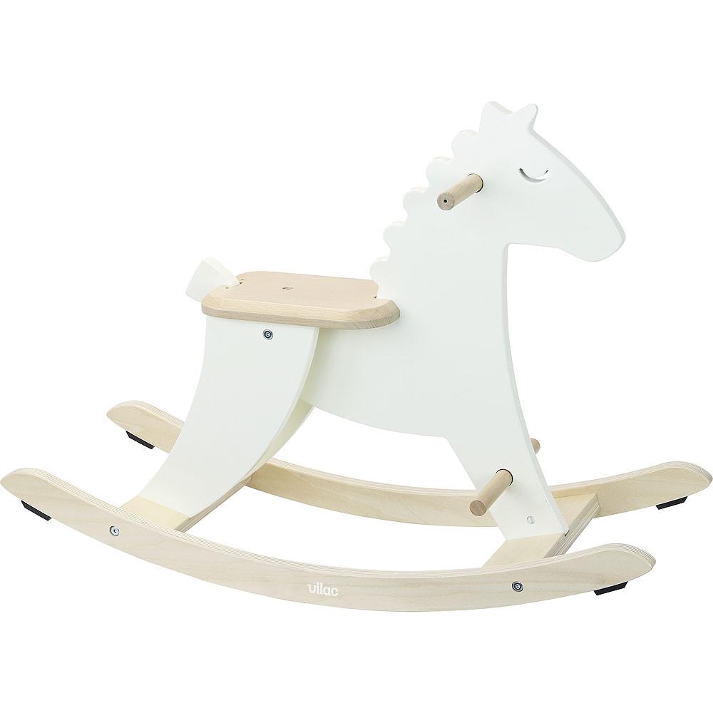 Dondolo Calvcabile - Cavallo Bianco