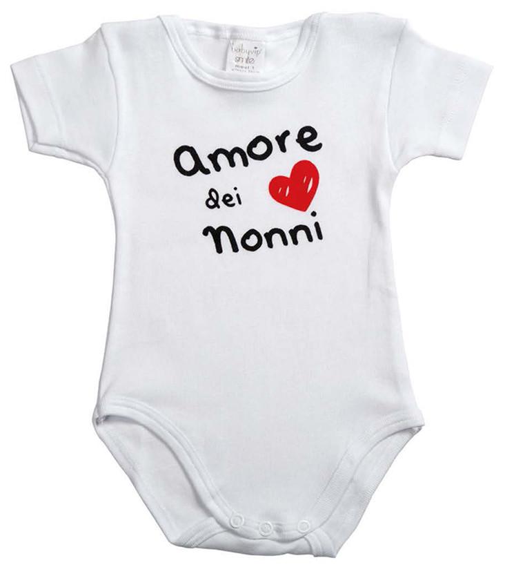 Body Neonato Amore dei Nonni - 1 Mese