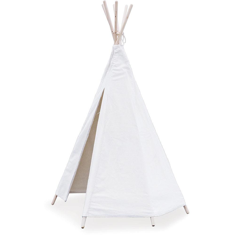 Tenda in Tessuto - Ecrù