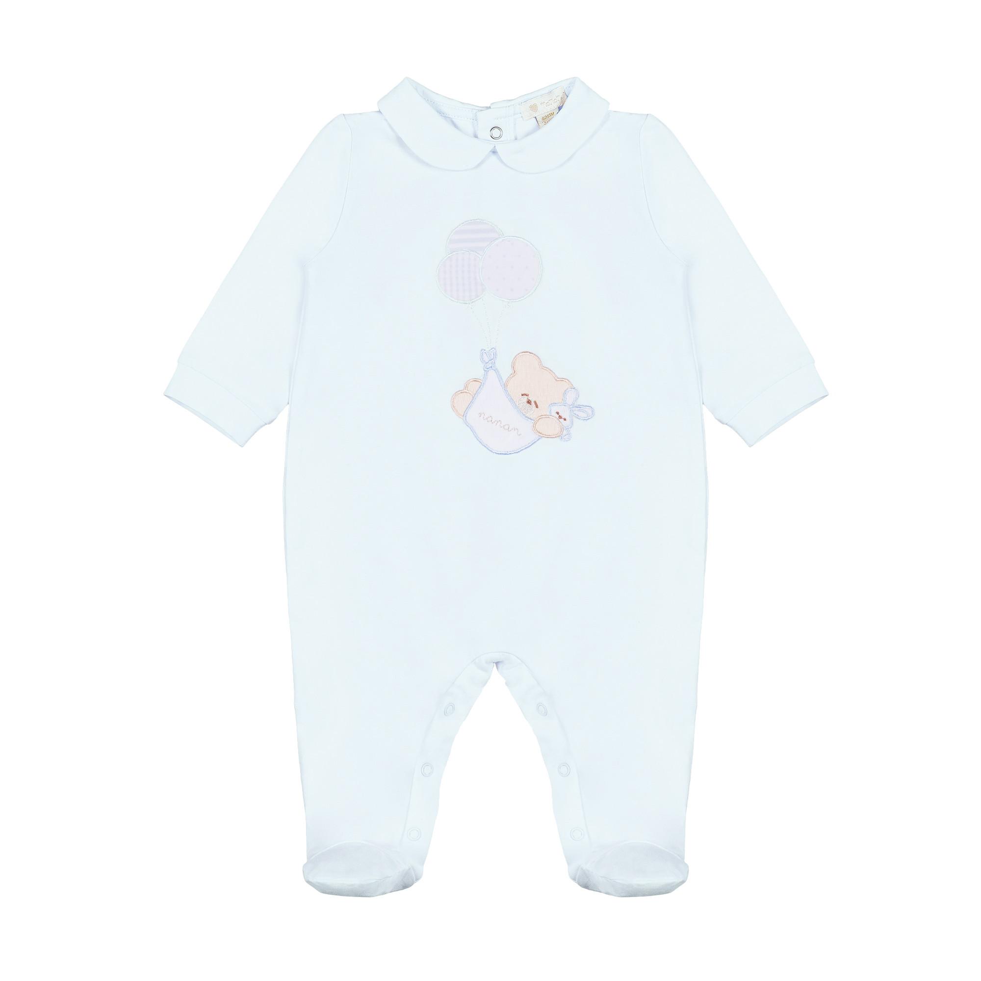 copy of Pyjama Nanan Sono il Cocco di Mamma 0-3M 3 Mesi
