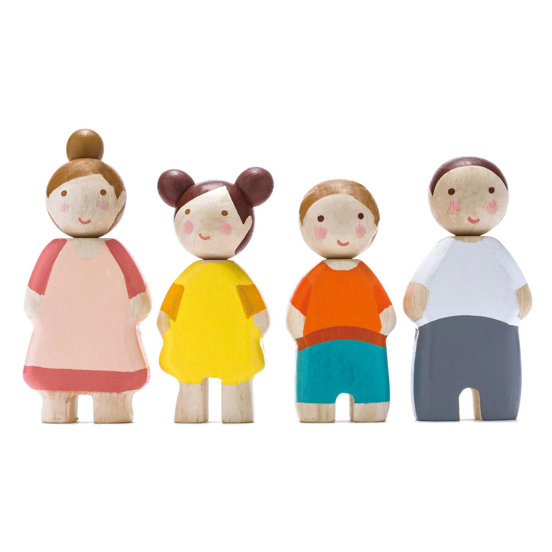 Famiglia per Casa delle Bambole