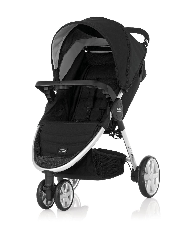 Britax Kinderwagen B-Agile 3 Schwarz