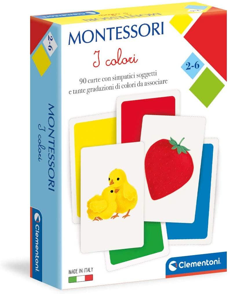 Carte Colori - Clementoni