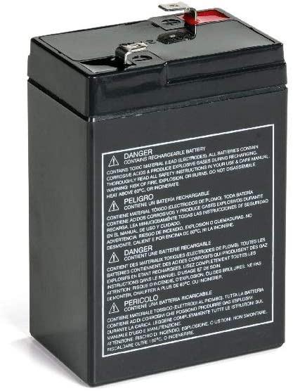 Peg Perego Batteria 6V 4,5Ah JACK- Peg Perego