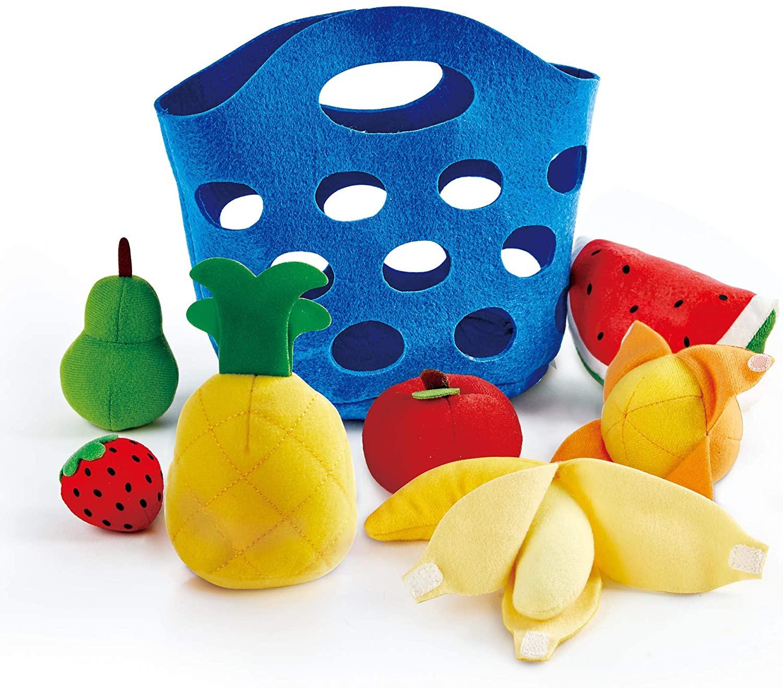 Cesto di Frutta in Feltro