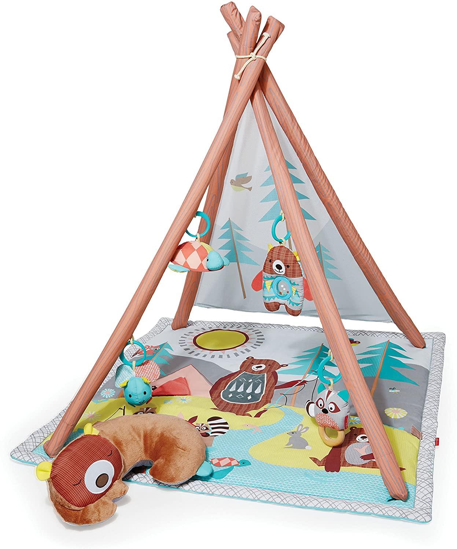 Tenda Palestrina - Cuccioli in Campeggio