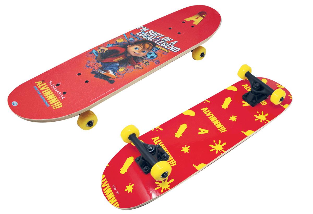 Skateboard Alvin And The Chipmunks
