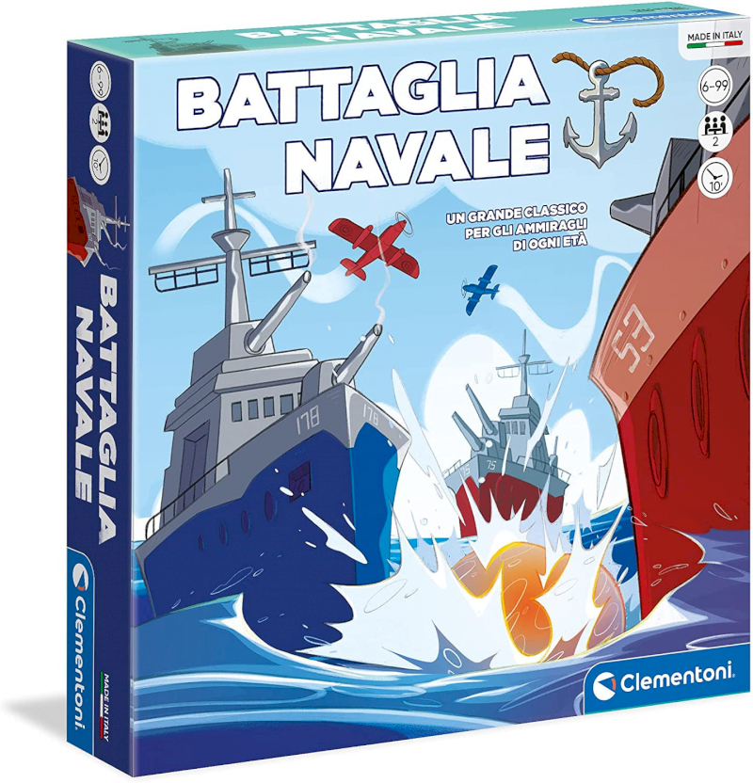 Battaglia Navale Clementoni