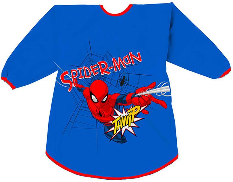 Grembiule Pittura per Bambini Spiderman - S