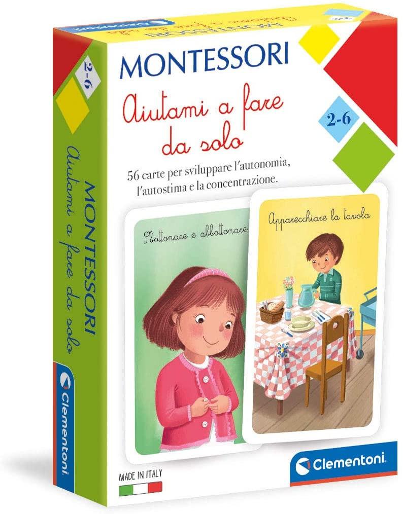 Aiutami a Fare da Solo - Montessori