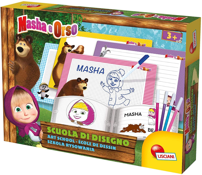 Masha e Orso - Scuola di Disegno