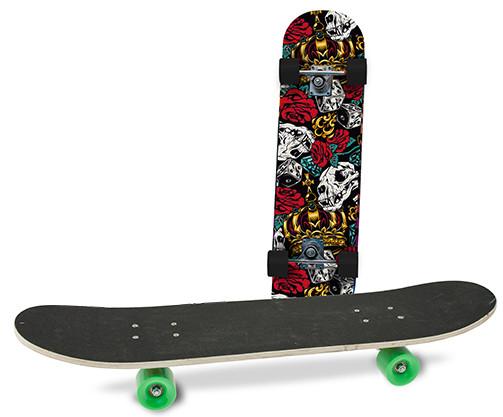 Skateboard per Bambino - Deck in Legno - Versione 3