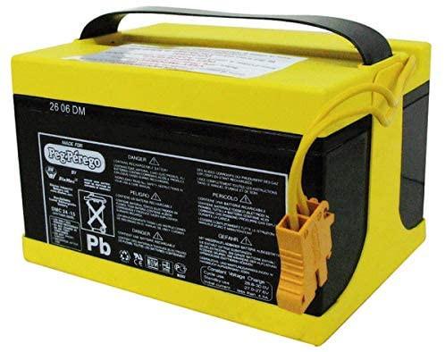 Batteria 24 V - 8Ah - Peg Perego
