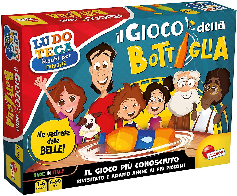 Il gioco della Bottiglia - Lisciani