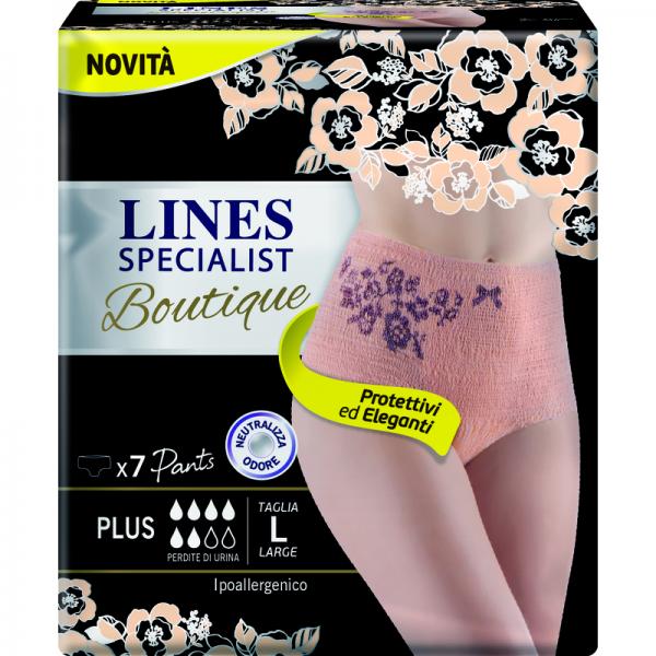 copy of Fajas Elásticas Pospartos Lines Specialist Lines Specialist