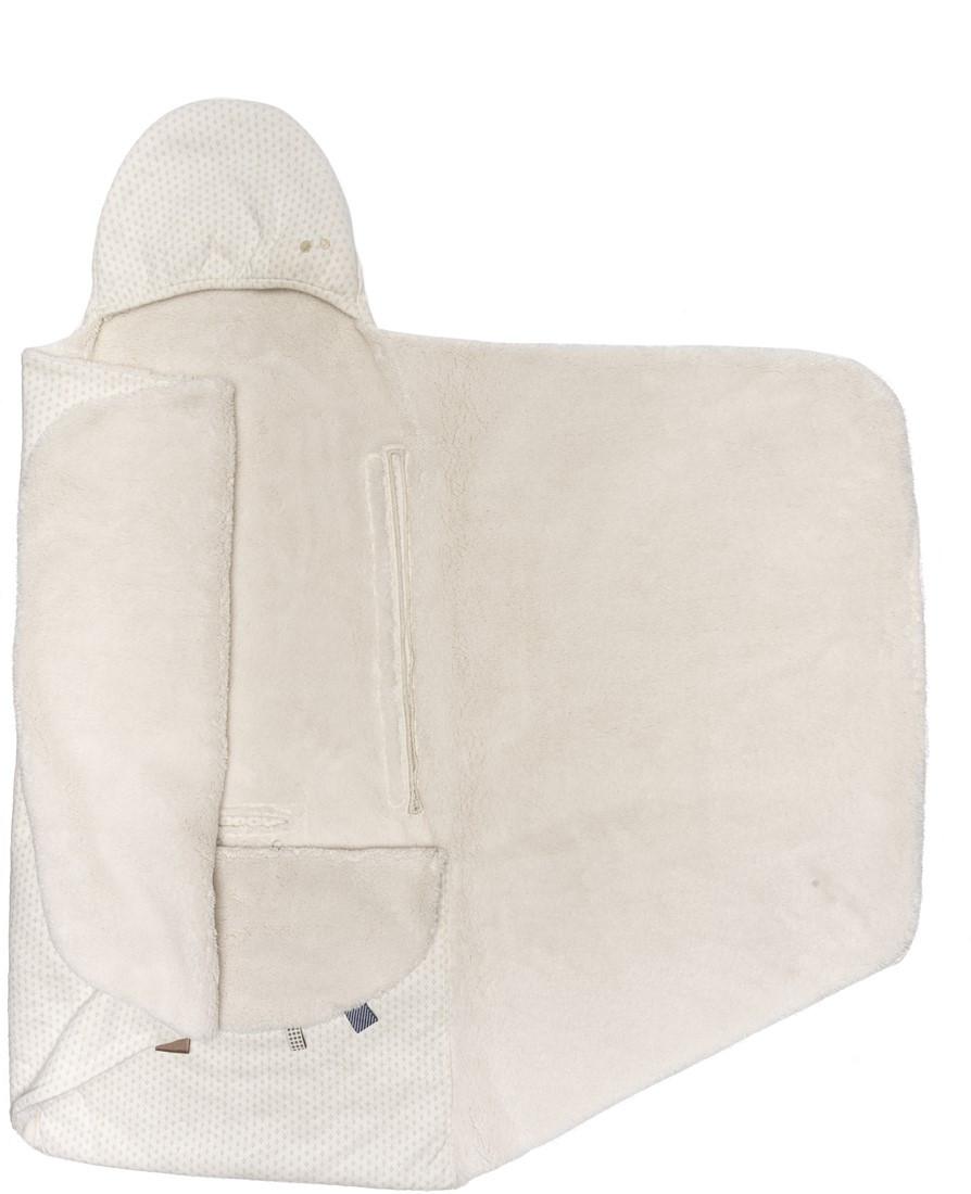 Snoozebaby - Sacco Caldo Universale Stone Beige