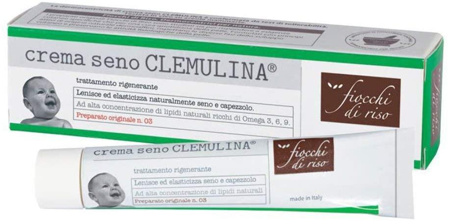 Prodotti per il corpo Fiocchi di Riso Cremulina