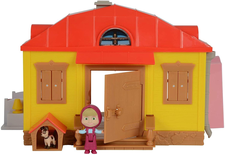 Masha e Orso - Playset Casa di Masha