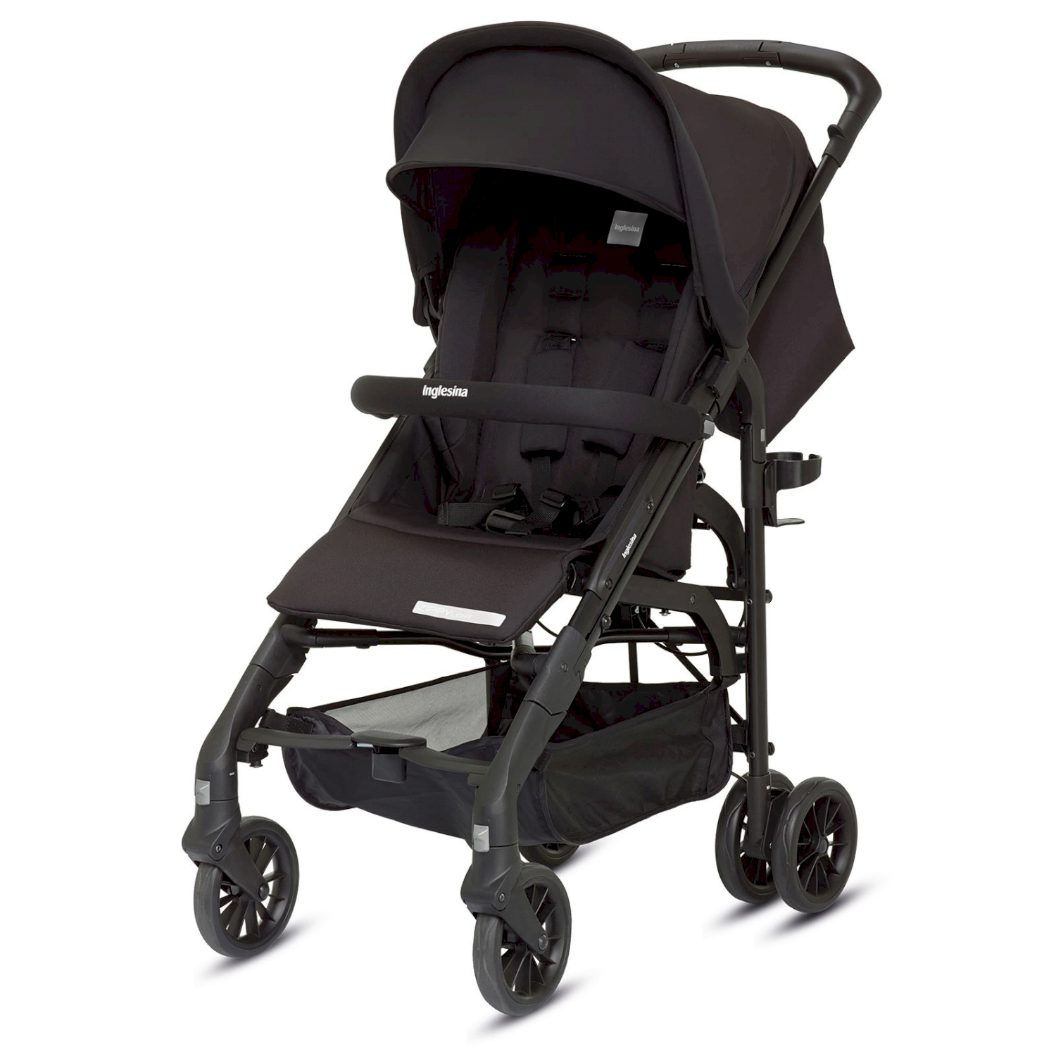 Passeggino Zippy Light Inglesina Total Black