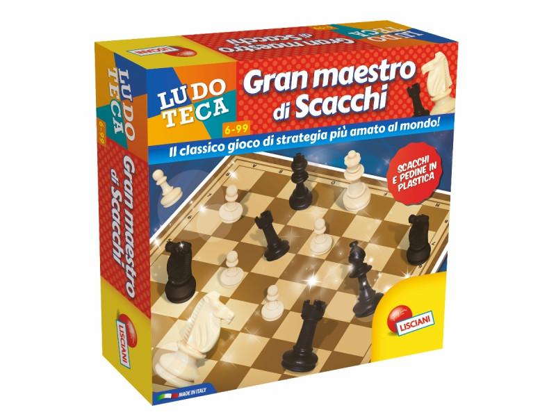 Juego de sala de juegos Grand Master of Chess