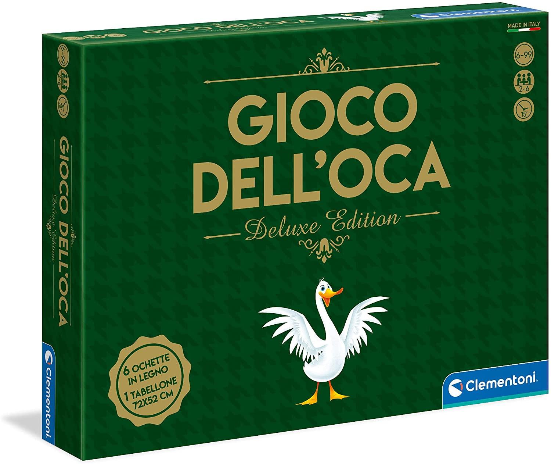 Jeux de Société Clementoni Deluxe Edition