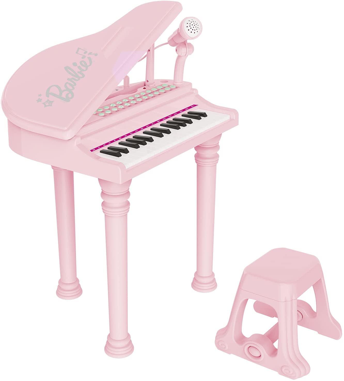 piano barbie