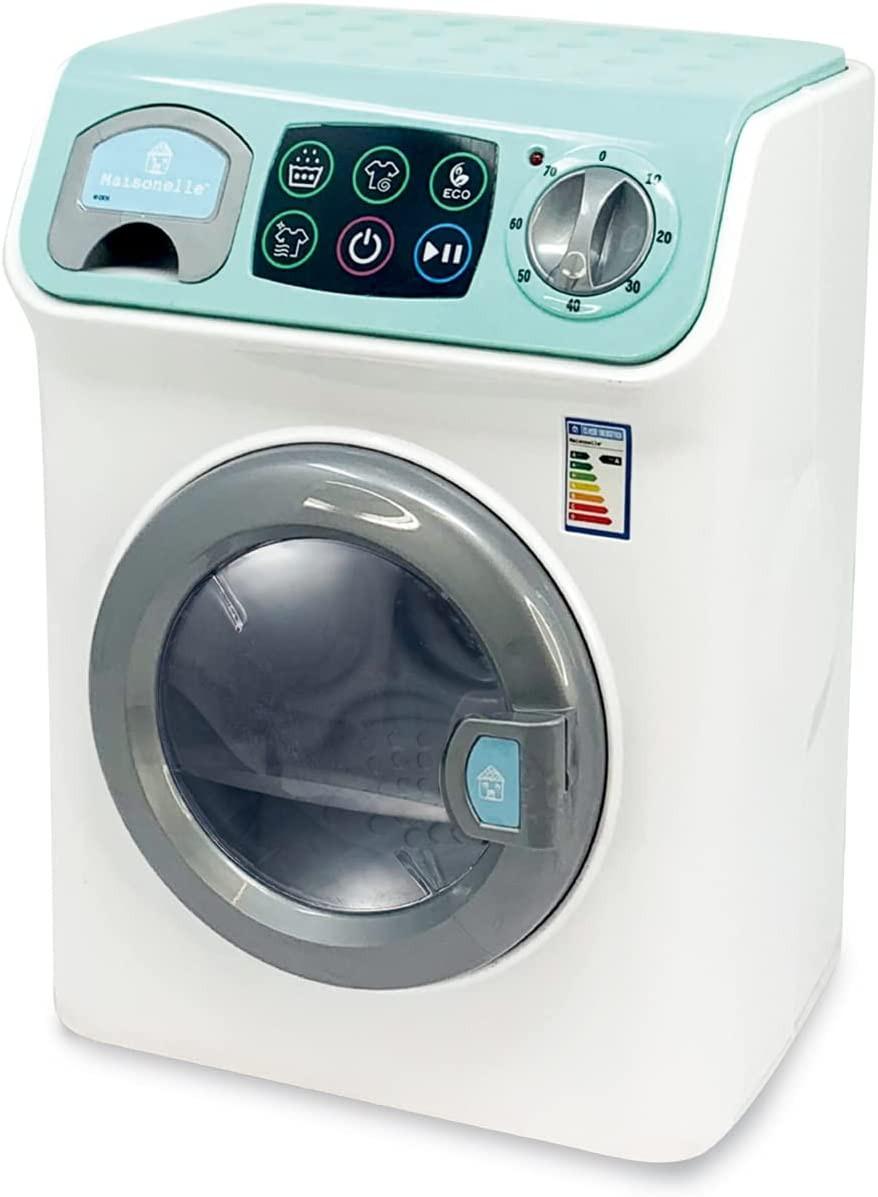 Lavadora digital con pantalla táctil