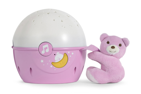 Chicco Projecteur de Lit Next 2 Star Rose