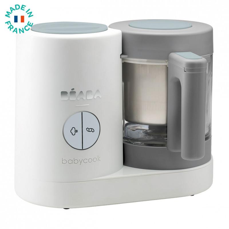 Robots de cuisine bébé Beaba Grey-White