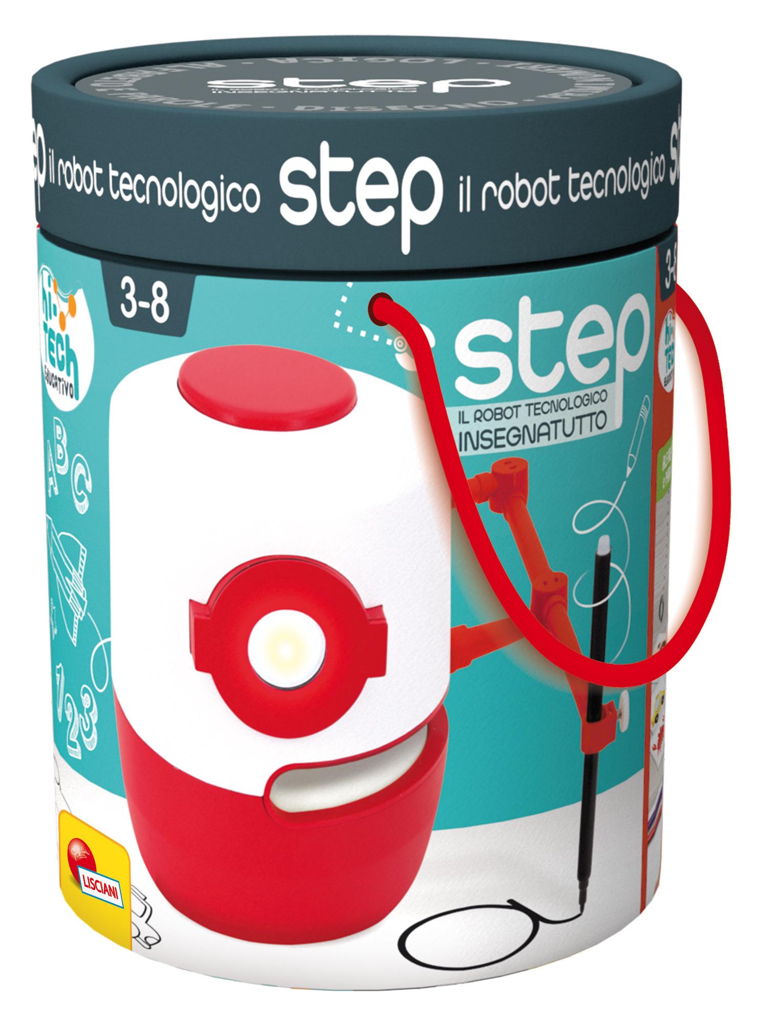 Step Il Robot Tecnologico Insegnatutto