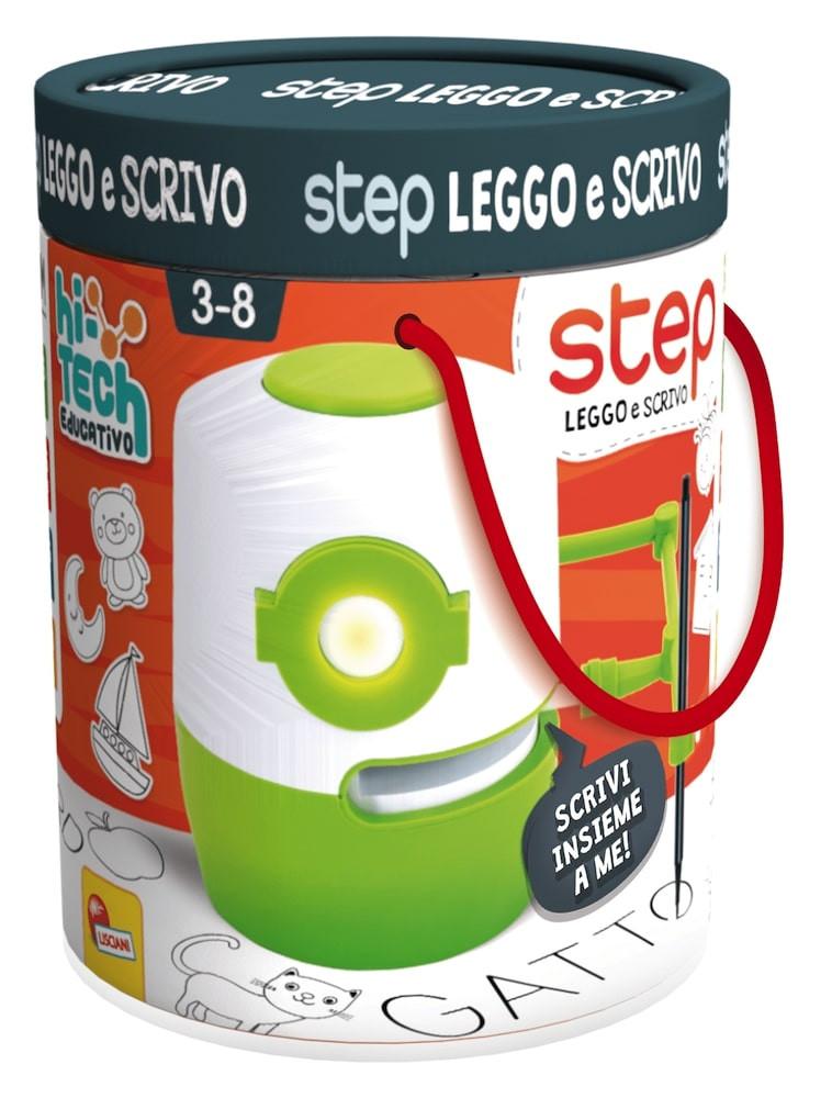 Step Il Robot Tecnologico Leggo e Scrivo