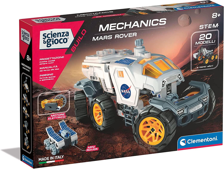 Vehículos de Juguete Clementoni Mars Rover