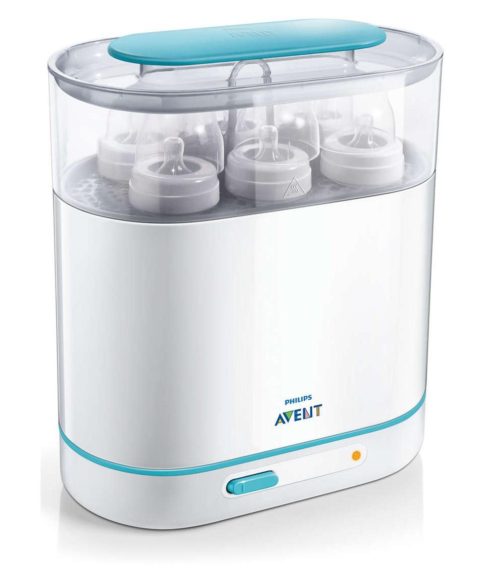 Sterilizzatore Avent 3 in 1