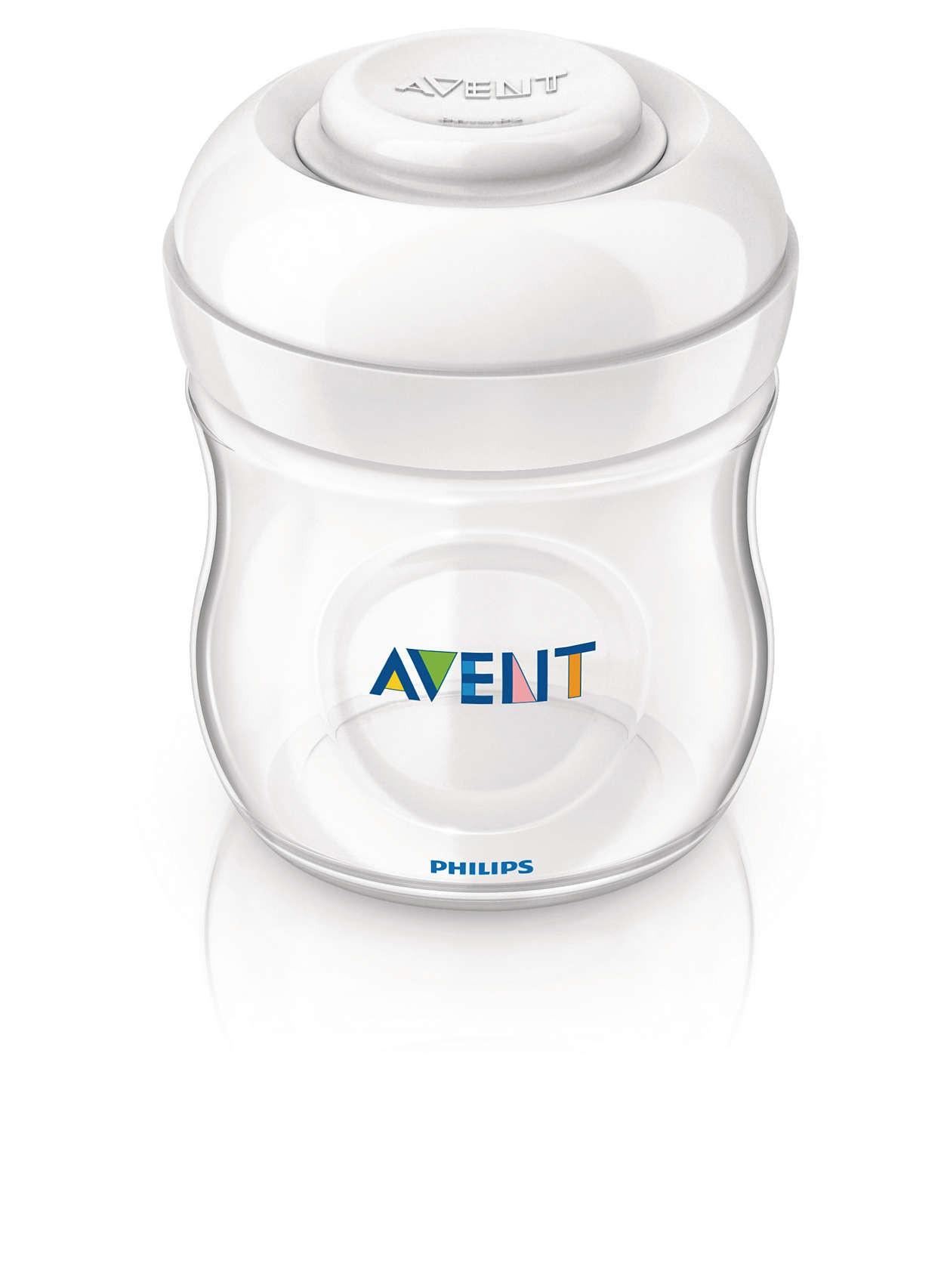 Avent Biberon 125 ml