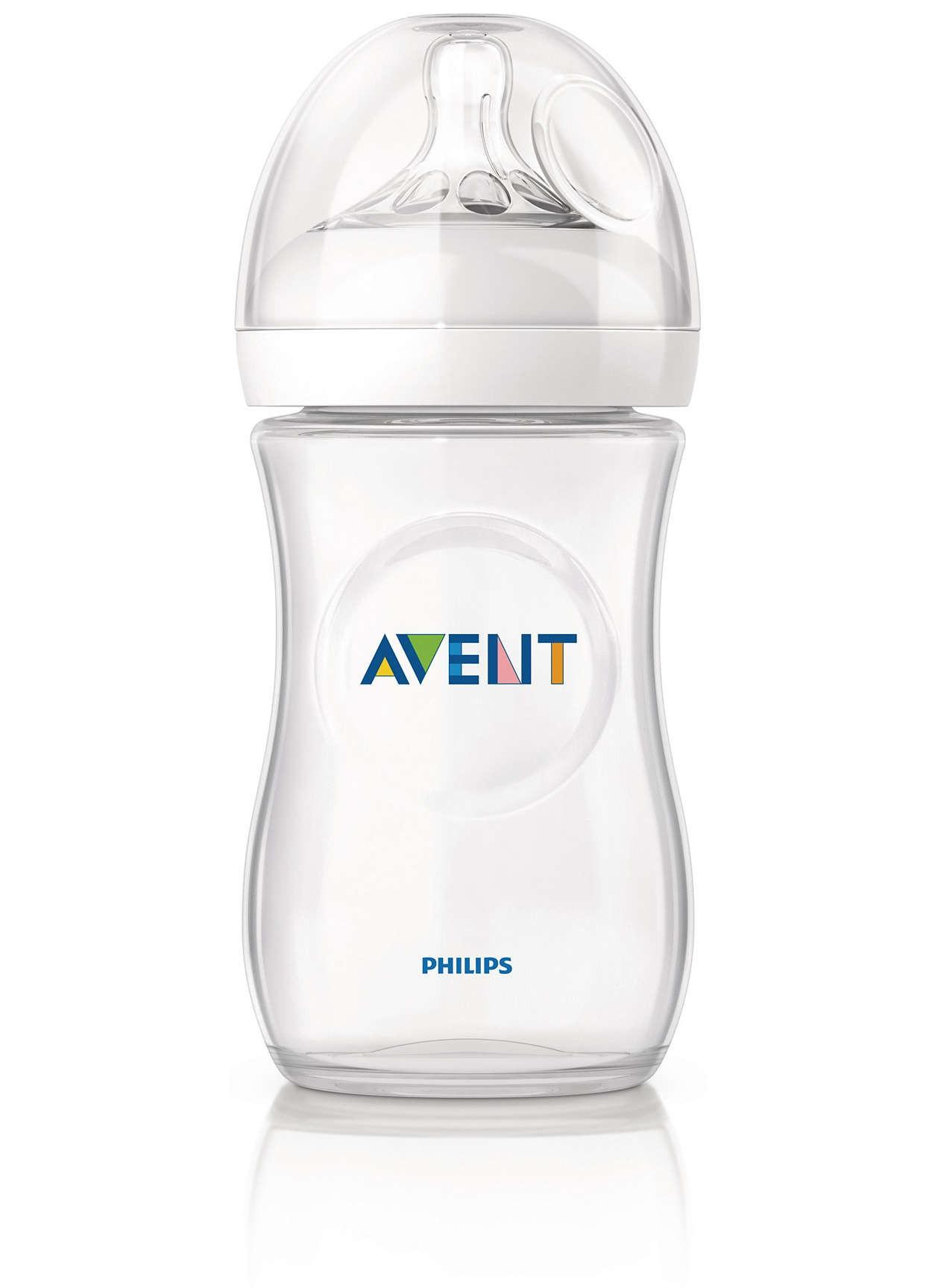 Biberon Avent Natural 330 ml