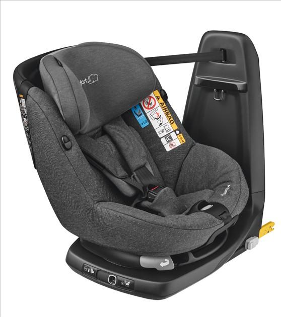 Silla de Auto AxissFix Bebè Confort Starling Grey