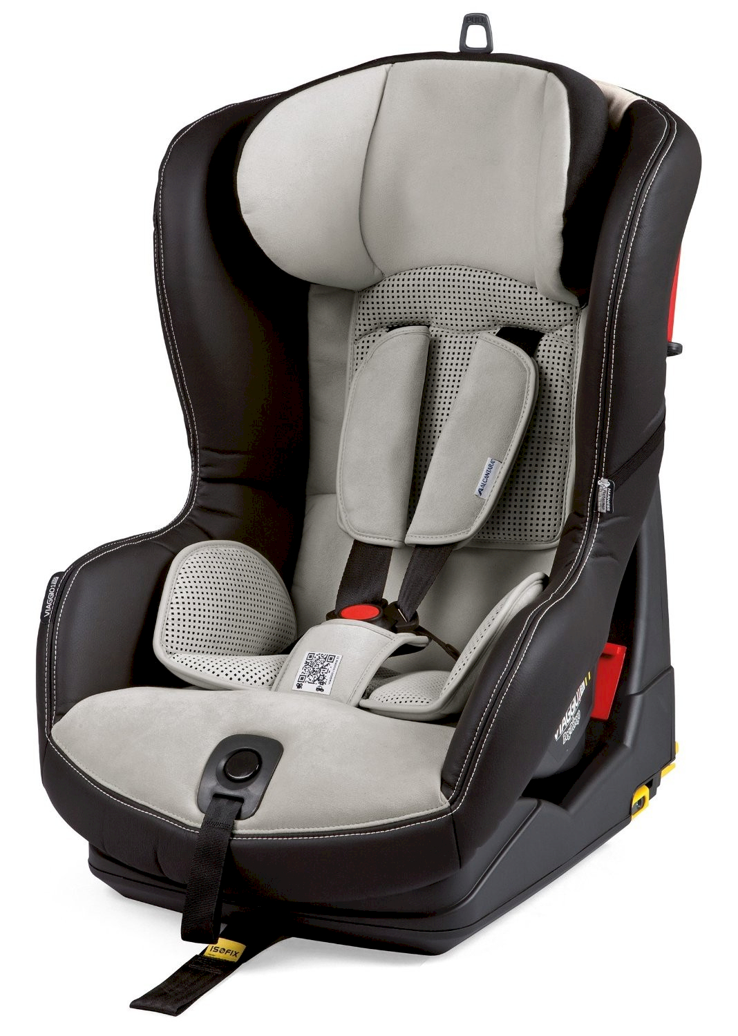 Siège-Auto Duo Fix K Peg Perego Pearl Grey