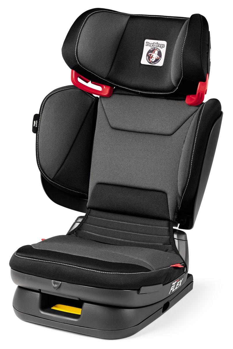 Peg Perego Siège-Auto Viaggio 2-3 Flex Crystal Black
